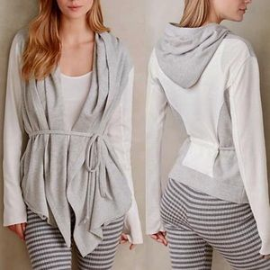 Saturday Sunday Waterfall Wrap Cardigan Jacket